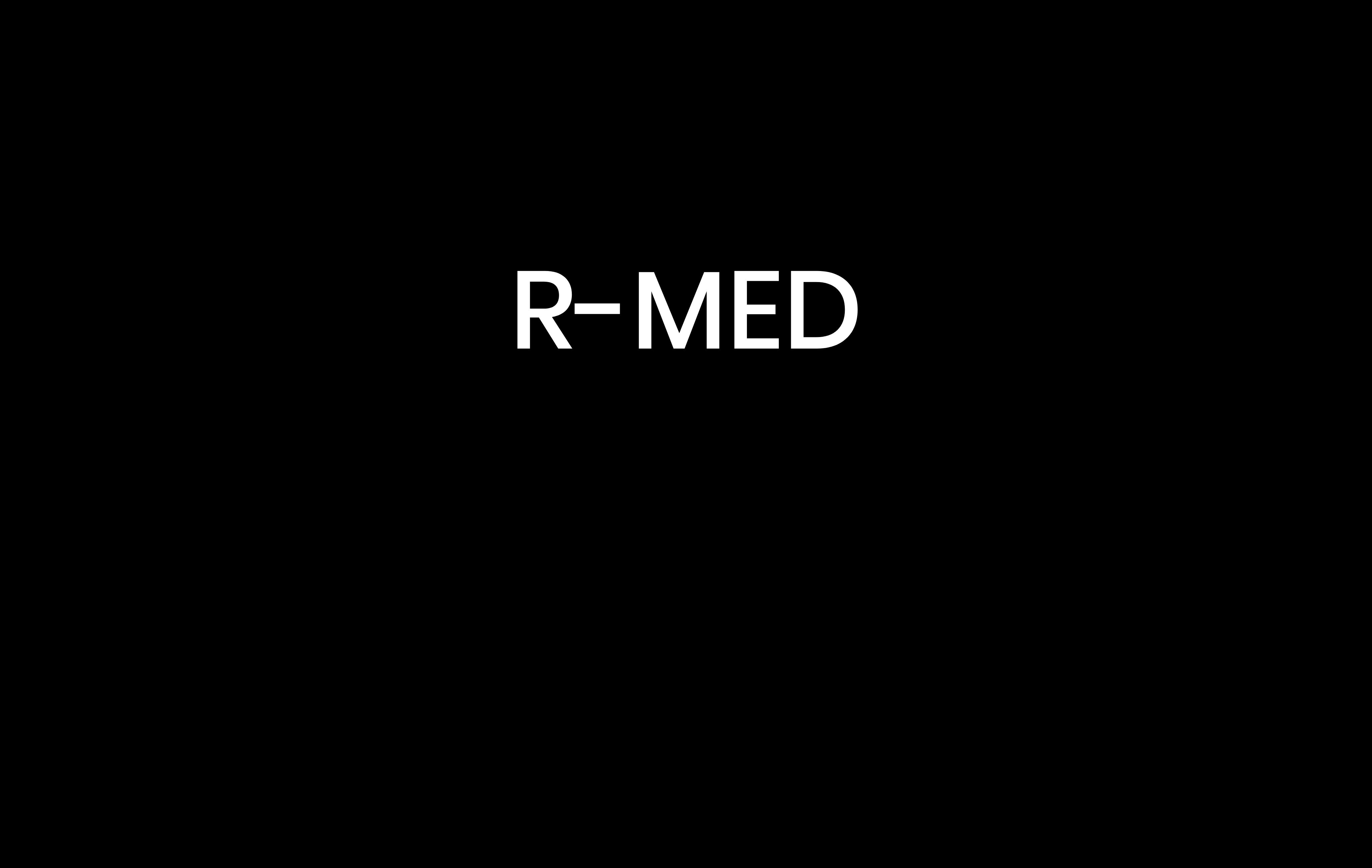 R-med logo